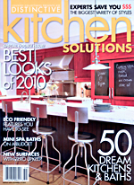 Distinctive Kitchen Solutions - Fall 2010
