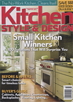 Kitchen Style and Design, Country Collectibles - Winter 2011