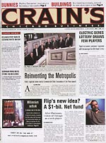Crain's Chicago Business 2000 & Beyond / Extra - 7 June 1999