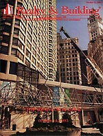 Realty & Building: the Renovation Issue - 14 October 1995